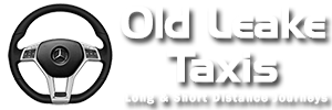 Old Leake Taxis Logo